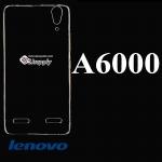 เคส Lennovo A6000 ซิลิโคน สีใส