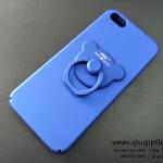 เคส Samsung J7 (2016) แหวนหมี สีน้ำเงิน BKK