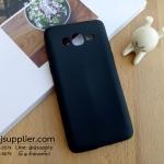 เคส iPhone7 พาสเทล สีดำ
