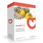 Amado S (อมาโด้ เอส) กล่องส้ม อาหารเสริมลดน้ำหนัก ช่วยกระชับสัดส่วน ปลอดภัย ไม่โทรม (10แคปซูล)