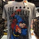 ซุปเปอร์แมน สีเทา (Superman strongest man)