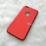 เคส Huawei GR5 (2017) นิ่ม สีแดง