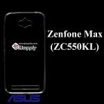 เคส Zenfone Max (ZC550KL) ซิลิโคน สีใส