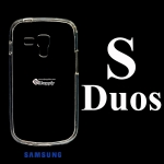 เคส Samsung S Duos ซิลิโคน สีใส