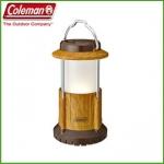 ตะเกียง LED COLEMAN BATTERYLOCK PACK-AWAY LANTERN #Natural Wood