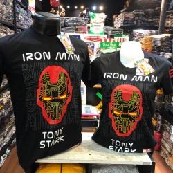 ไอรอน แมน สีดำ (Ironman Tony Spark black CODE:1146)