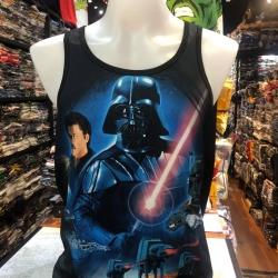 สตาร์วอร์ เสื้อกล้าม (Darth Vader light saber CODE:1274)