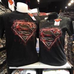 ซุปเปอร์แมน สีดำ (Superman red blood black CODE:0652)