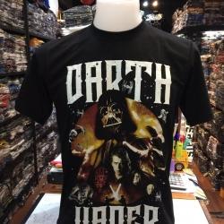 สตาร์วอร์ สีดำ (Darth Vader front white CODE:1282)