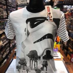 สตาร์วอร์ สีขาว (Trooper face white CODE:1255)