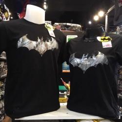 แบทแมน สีดำ (Batman black logo silver V.2)(1288)