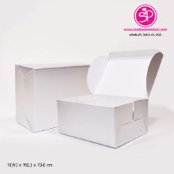 DN5-01-008 : กล่องชิ้นเดียวฝาเปิดด้านบน ขนาด 11.0 x 15.0 x 7.0 ซม.