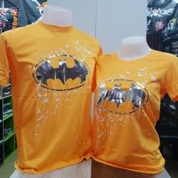 แบทแมน สีเหลือง (Batman wing shiny yellow) 1360