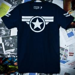 กัปตันอเมริกา สีกรม (Captain america blue navy CODE:0014)