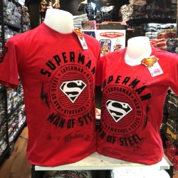 ซุปเปอร์แมน สีแดง (Superman red CODE:1089)