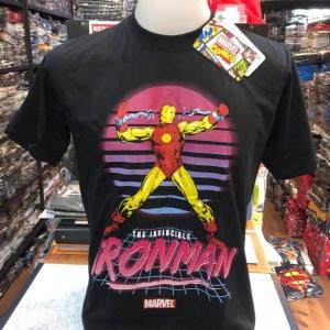 ไอรอนแมน สีดำ (The Invincible Iron man Black)