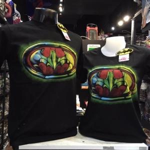 แบทแมน สีดำ (Batman green logo)