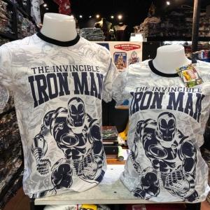 ไอรอนแมน สีขาว (Ironman The Invincible Comic White)