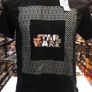สตาร์วอร์ สีดำ (Starwars square black)