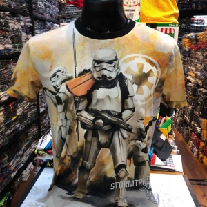 สตาร์วอร์ SCUBA (Storm Trooper Elite yellow)