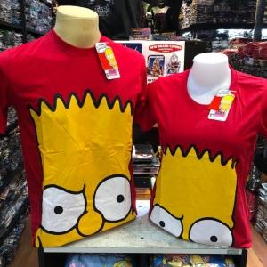 ซิมสัน สีแดง (Simpsons red (Tss-l-021))