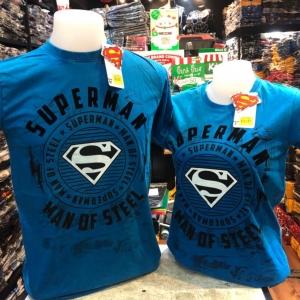 ซุปเปอร์แมน สีน้ำเงิน (Superman BLUE Man of Steel)