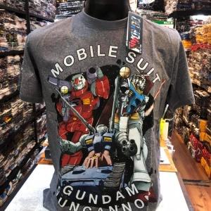 กันดั้ม สีเทา (Mobile suit 3)
