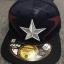หมวก Captain America (Captain star Black CODE:1200) thumbnail 1