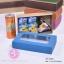 กล่องฝาครอบ ฝาสีต่างๆ ขนาด 11.6 x 19.5 x 5.0 ซม. มีหน้าต่าง thumbnail 3