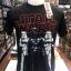 สตาร์วอร์ สีดำ (Star wars logo red darth vador CODE:0958) thumbnail 1