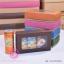 กล่องฝาครอบ ฝาสีต่างๆ ขนาด 11.6 x 19.5 x 5.0 ซม. มีหน้าต่าง thumbnail 1