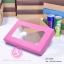 กล่องฝาครอบ ฝาสีต่างๆ ขนาด 16.0 x 25.3 x 8.0 ซม. มีหน้าต่าง thumbnail 4