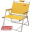 Coleman COMPACT FOLDING CHAIR #YELLOW