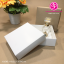 CN1-01-012 : กล่องฝาครอบ ขนาด 13.6 x 13.6 x 3.3 ซม. ไม่มีหน้าต่าง thumbnail 2