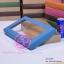 กล่องฝาครอบ ฝาสีต่างๆ ขนาด 20.0 x 33.0 x 5.0 ซม. มีหน้าต่าง thumbnail 3