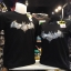 แบทแมน สีดำ (Batman black logo silver V.2) thumbnail 1