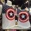 กัปตันอเมริกา สีขาว (Captain white star CODE :0609) thumbnail 1