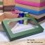 กล่องฝาครอบ ฝาสีต่างๆ ขนาด 20.0 x 33.0 x 8.0 ซม. มีหน้าต่าง thumbnail 2