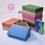 กล่องฝาครอบ ฝาสีต่างๆ ขนาด 11.6 x 19.5 x 8.0 ซม. ไม่มีหน้าต่าง thumbnail 1