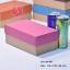 กล่องฝาครอบ ฝาสีต่างๆ ขนาด 11.6 x 19.5 x 8.0 ซม. ไม่มีหน้าต่าง thumbnail 4