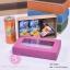 กล่องฝาครอบ ฝาสีต่างๆ ขนาด 11.6 x 19.5 x 5.0 ซม. มีหน้าต่าง thumbnail 4