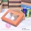 กล่องฝาครอบ ฝาสีต่างๆ ขนาด 16.0 x 25.3 x 8.0 ซม. มีหน้าต่าง thumbnail 5