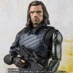 เปิดจอง S.H. Figuarts Avengers: Infinity War - Bucky TamashiWeb Exclusive (มัดจำ 500 บาท)